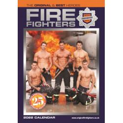 Firefighters A3 Calendar 2022