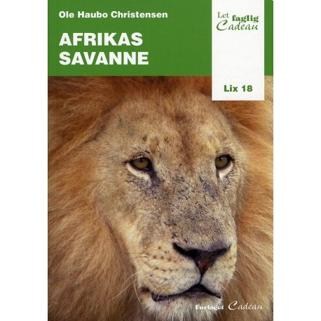 Afrikas savanne