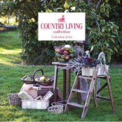 Country Living Square Wiro Wall Calendar 2022
