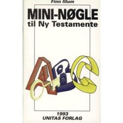 Mini-nøgle til Ny Testamente