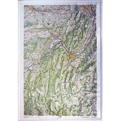 Chartreuse / Vercors Relief