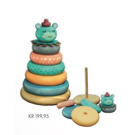 Stacking Teddy: Forest Friends