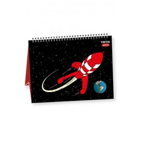Tintin - Lille vægkalender