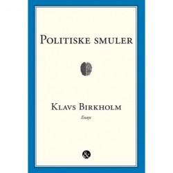 Politiske smuler: Essays
