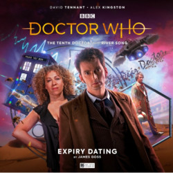 The Tenth Doctor Adventures: The Tenth Doctor and River Song - Expiry Dating
