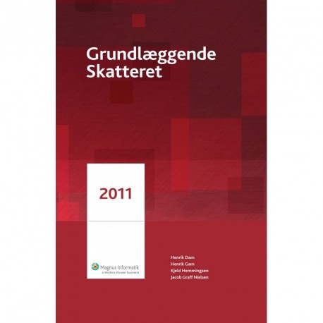 Grundlæggende skatteret (2011 (4. udgave))