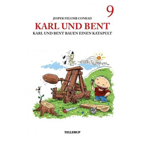 Karl und Bent -9: Karl und Bent bauen einen Katapult