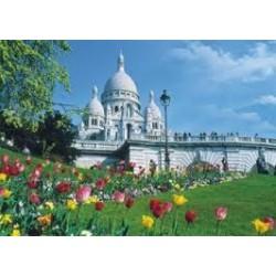Puslespil 1000 brikker fra Paris