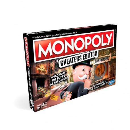 Monopoly - Cheater's Edition på dansk
