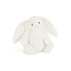 Jellycat Medium Bashful Twinkle Bunny Rabbit
