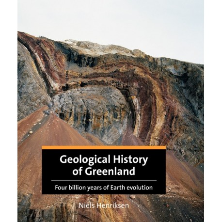 Geological history of Greenland: four billion years of earth evolution