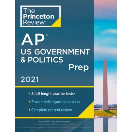 Princeton Review AP U.S. Government and Politics Prep, 2021