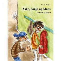Aske, Sonja og Mons
