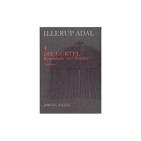 Illerup Ådal - Die Gürtel: Bestandteile und Zubehör (Band 3-4)