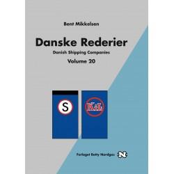 Danske Rederier vol. 20 (fastbind)