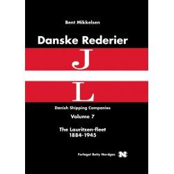 Danske Rederier volume 7 og volume 8