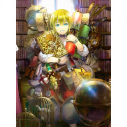 Magus of the Library 5