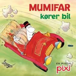 Mumifar kører bil