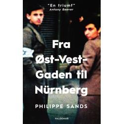 Fra Øst-Vest-Gaden til Nürnberg: Om oprindelsen til folkedrab og forbrydelser mod menneskeheden