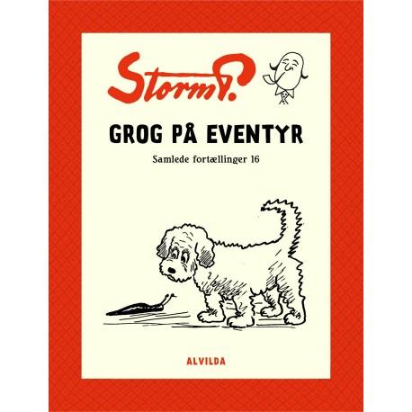 Storm P. - Grog på eventyr og andre fortællinger