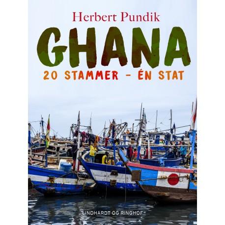 Ghana. 20 stammer - én stat