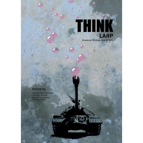 Think larp: academic writings from KP2011