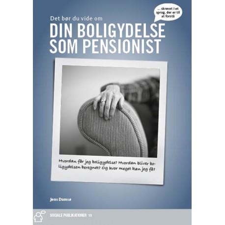 Din boligydelse som pensionist