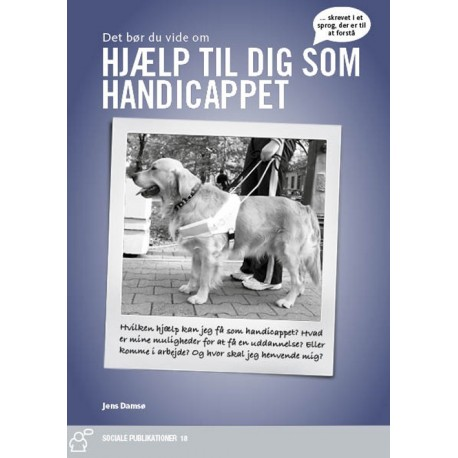 Hjælp til dig som handicappet