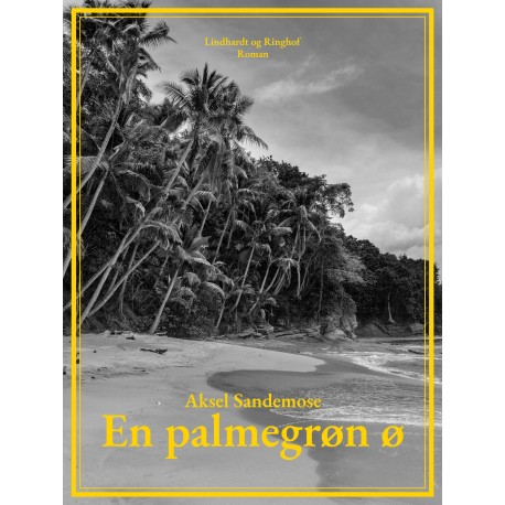 En palmegrøn ø