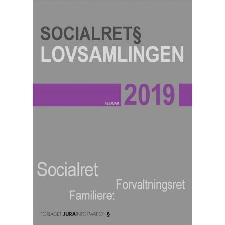 Socialret lovsamlingen (September 2019)