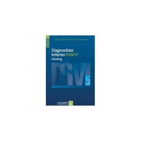 Diagnostiske kriterier DSM-5: håndbog