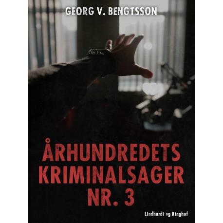 Århundredets kriminalsager nr. 3