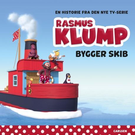 Rasmus Klump bygger skib