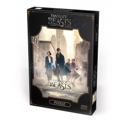 Puslespil 1000 Harry Potter Fantastic Beasts