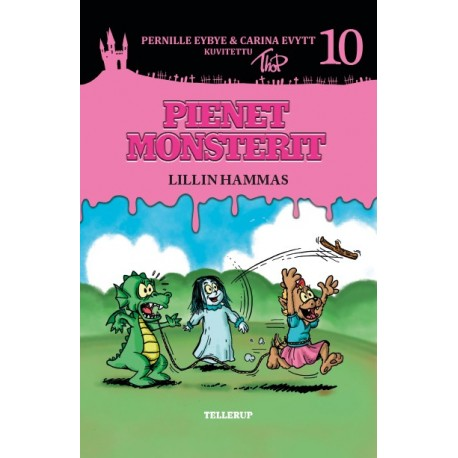 Pienet Monsterit #10: Lillin hammas