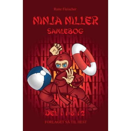 Ninja Niller - samlebog 11 & 12