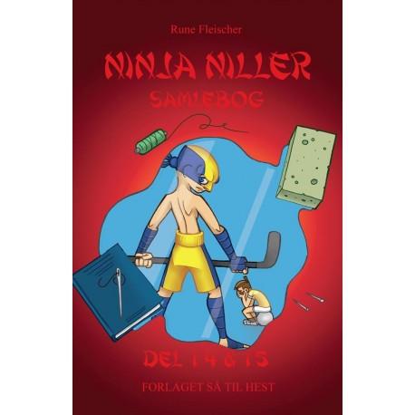 Ninja Niller - samlebog 14 & 15