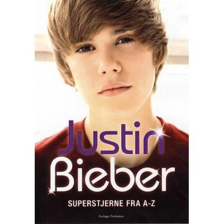 Justin Bieber: superstjerne fra A-Z - [RODEKASSE/DEFEKT]