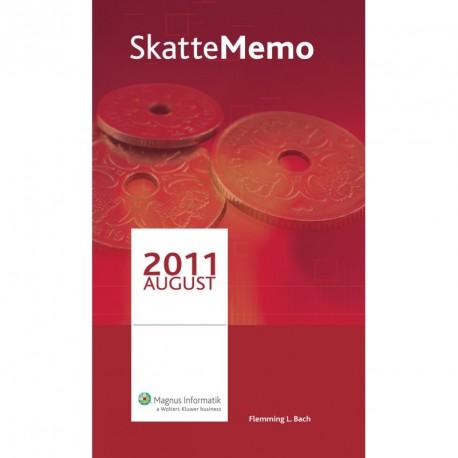SkatteMemo (August 2011)