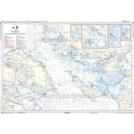 152 Lillebælt, Sydlige del & Farvandet syd for Fyn