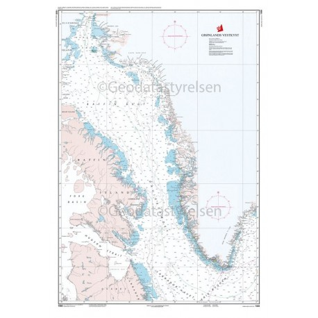 1000 Grønlands Vestkyst