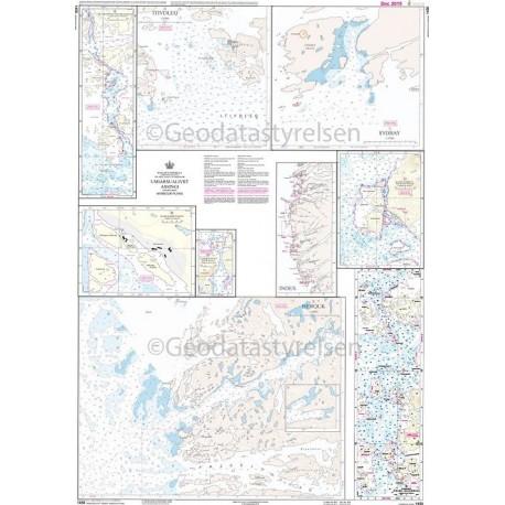 1450 Havneplaner Grønlands Vestkyst