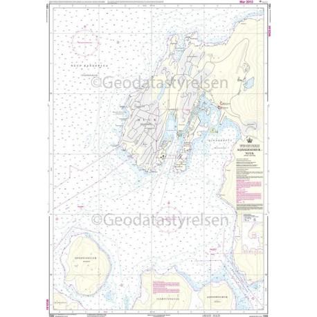 1353 Rypeø - Godthåb / Aqissersiorfik - Nuuk