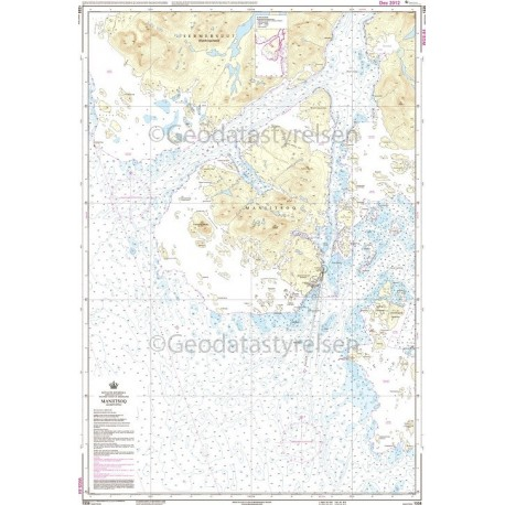 1335 Sukkertoppen / Maniitsoq