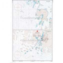 1250 Havneplaner Grønlands Vestkyst