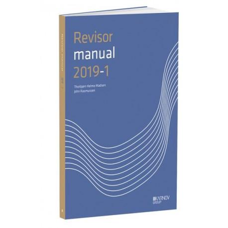 RevisorManual 2019/1