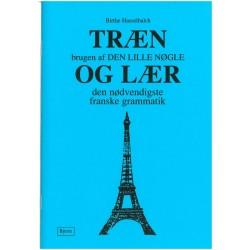 Træn brugen af Den Lille Nøgle og lær den nødvendigste franske grammatik