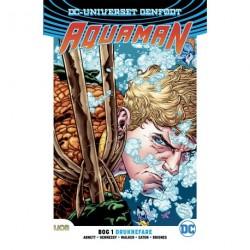 Aquaman: Bog 1 - Druknefare