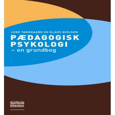 Pædagogisk psykologi: en grundbog