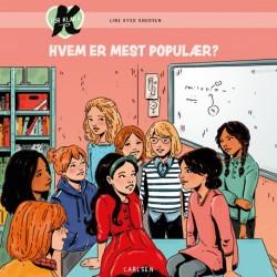 K for Klara 20 - Hvem er mest populær